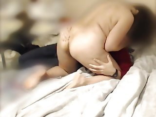 Strip and foreplay with wife