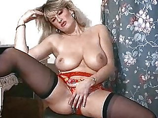 BEGGING FOR YOU - British big tits strip dance