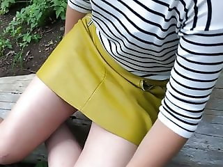 Fucked and camshot a classmate in the Park in the mouth