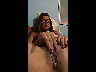 Hot Pussy MILF Masturbating Puertocito Ranch Mexico