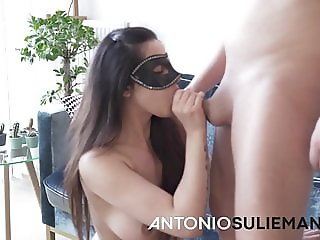 Antonio Suleiman & Noor the arabic girl got fucked anal