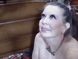 granny whore 65 y cum in face
