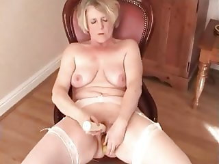 Christine54 sexy mature couple MILF homemade vid collection