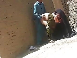 Pathan Fucked Outdoor