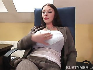 Merilyn - The Office Lady