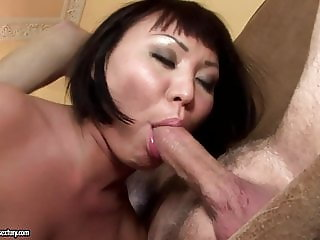 Asian wanted sex with an old man