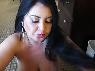 BJ Talent Search - Jaylene Rio Sucks Cock & Swallows Cum