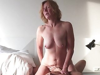 Saggy Mature - 1