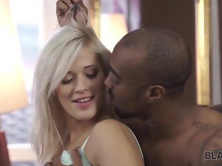 Black4k. White Lassie And Black Guy Hot Fuck In Students Camp At Malta