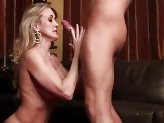 Xander Corvus Ejaculates And Fucks Brandi Love's Pussy Again