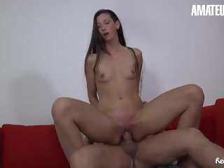Reife Swinger - Real Amateur Couple, Fucking Her Good Shaved And Hot Pussy!