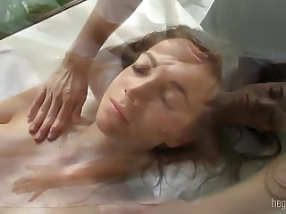 Hegre Art - Screaming Volcano Orgasm Massage (fem.)