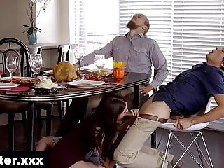 Watch These Naughty Holiday Family Sex Stories