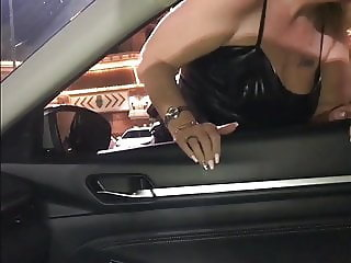 Thick White Hooker Picked Up And Owned By Black Cock