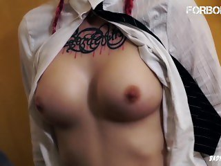 ForBondage - Rough Sado Maso Session For Hot Redhead German Teen