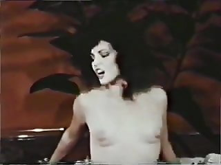 Puffy Nippled Pornstar Kandi Barbour - 70's 80's Porn