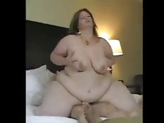 Cajun Big EZ SSBBW RIDING DOGGY STYLE