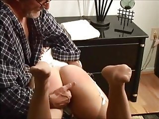 spanking, fingering & fornication