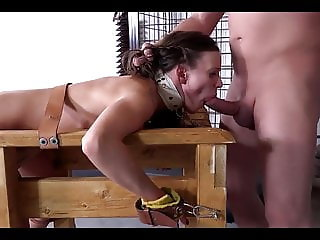 Teen Anal Slave Dominated