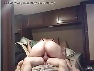 Bbw wife gets fucked by a real man's cock