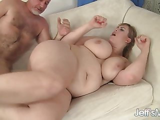 Jeffs Models - Plumper Lila Lovely Taking Cock Compilation 3
