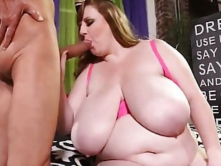 Sexy BBW Big Latin Cock Hardcore Interracial Sex #2