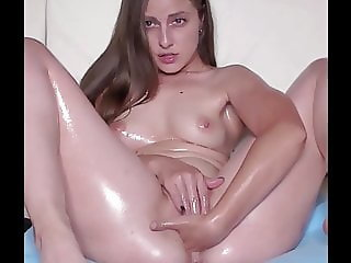 squirting hotty gape