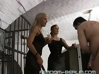 BIG FEMDOM PARTY PART 10