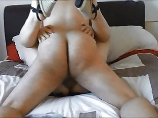 My wife creampied by her lovers big fat cock