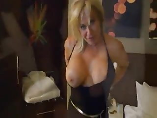 SEXY BLONDE WIFE IS SEXUALLY DOMINATED BY BBC