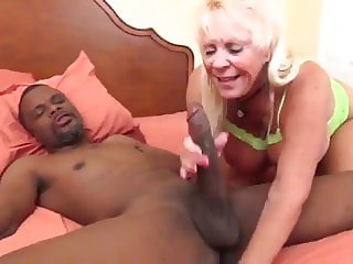 granny needs big black cock
