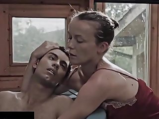 Hot Mom Chloe Andre Giving Handjob To Son, Celeb Movie Scene