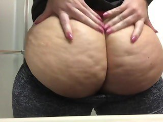 'HUGE PAWG ASS READY FOR COCK'