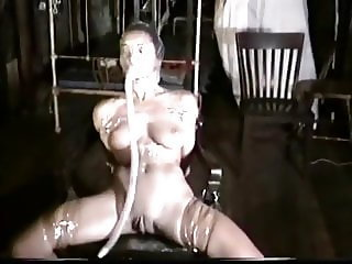 Ebony Meets Stranger For Weekend BDSM Session