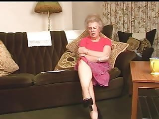 Hairy Scottish granny interview