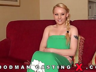 Casting russian girl