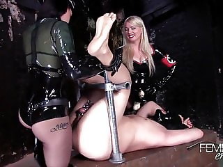 Goddess Lexi Sindel and Mistress Cybill Troy, She Wolves