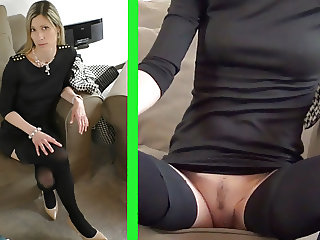 SHY TRAINEE LEARNS HOW TO FUCK A HOT HR LADY - FIT MILF