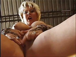 horny Bussines wife Tammy Jean does sexy job with all client