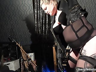 Big and Strong Boy - Sensitive Ass for BDSM Mia